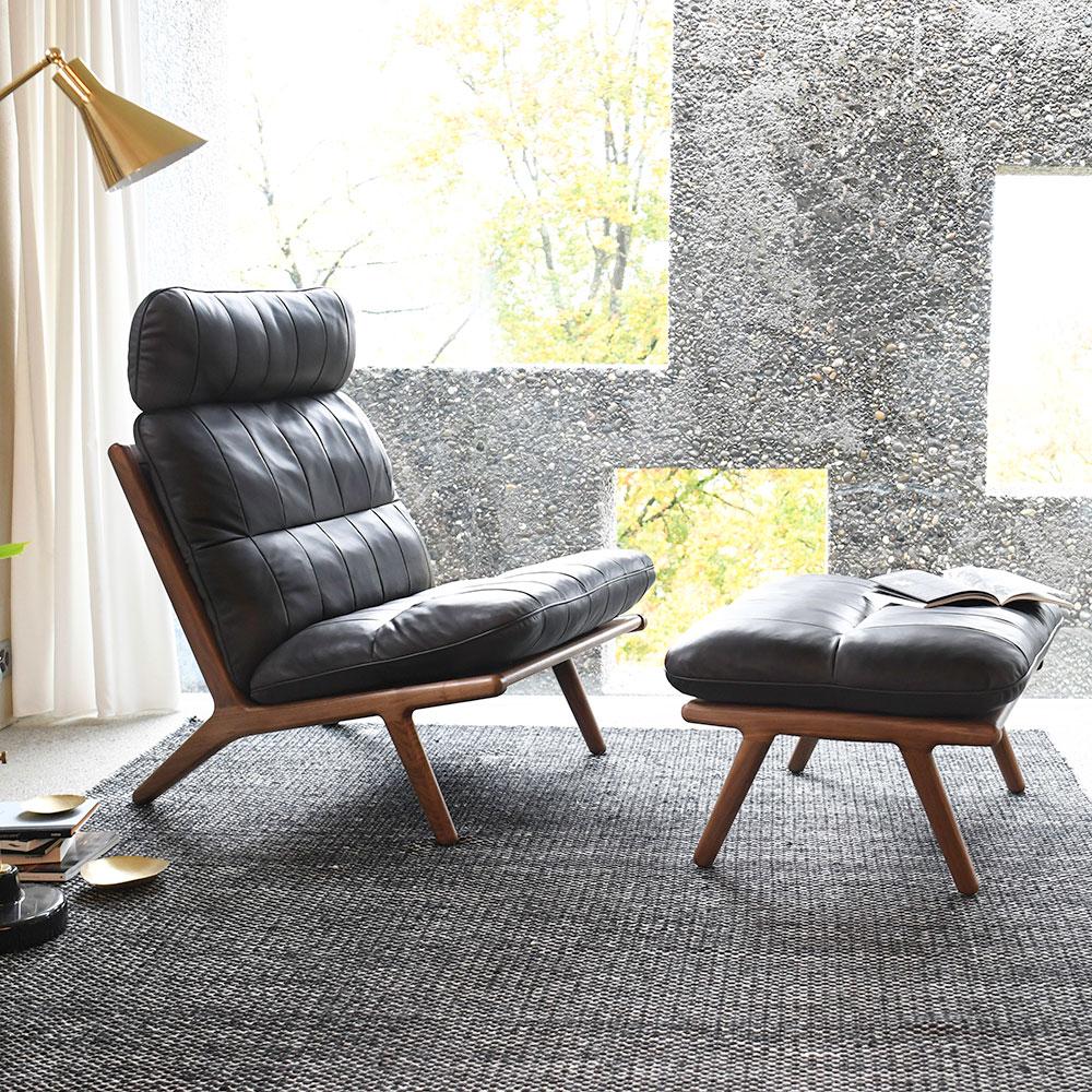 de sede 531 - nieuwe zetels met een subliem zitcomfort
