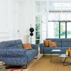 Durlet Highland , een nieuwe collectie zetels met een hoge rug. Meer zitcomfort dus!