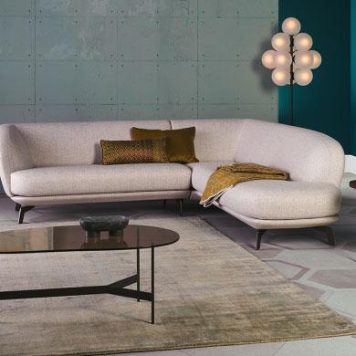 Leolux Flint - in Knokke kan u de meubelen van Leolux bewonderen. Wooninrichting en advies nodig? kom langs!
