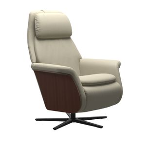stressless sam power wood sirius