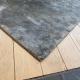 Bianco nero rugs Sta Corto intense shaved color Linda 170X240