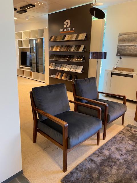 Durlet set van 2 X fauteuil Trocadero